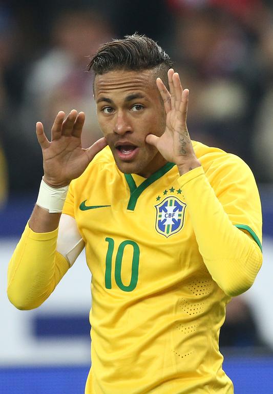 coupe de cheveux neymar coupes de cheveux