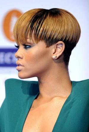Coupe De Cheveux Rihanna