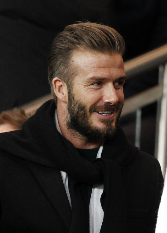coupe de cheveux david beckham 2016
