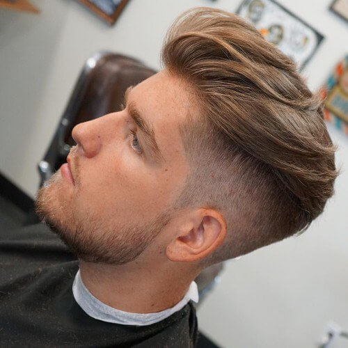 Coupe de cheveux garcon degrade - Coupe degrade homme court ...