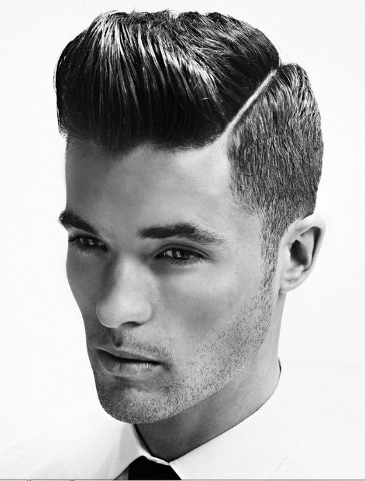 photo coupe de cheveux a la mode homme