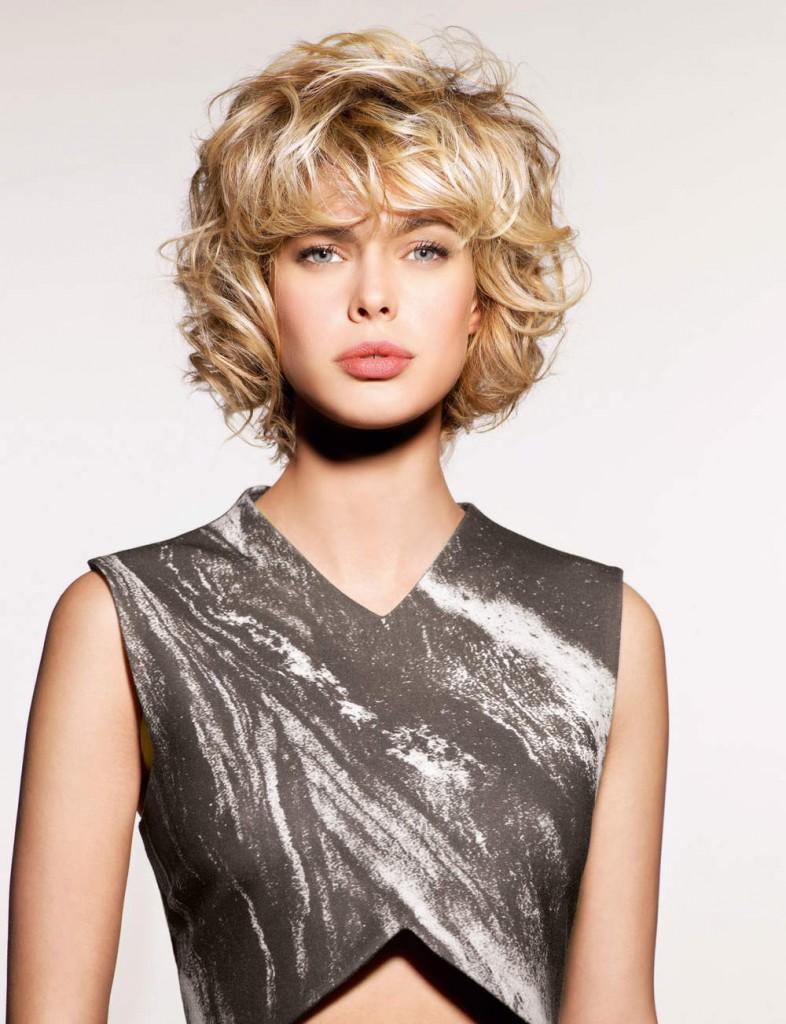 modèle coupe de cheveux boule