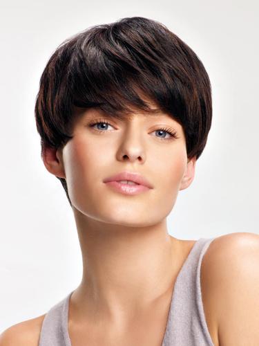 technique coupe de cheveux boule