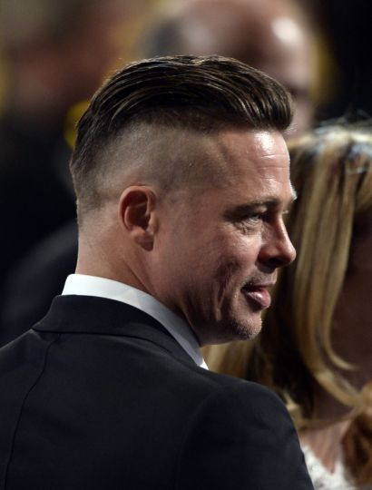 photo coupe de cheveux brad pitt
