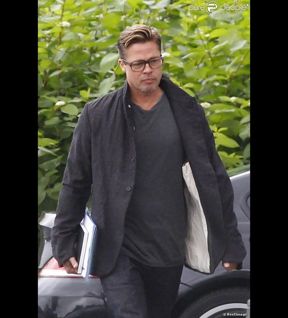 exemple coupe de cheveux brad pitt