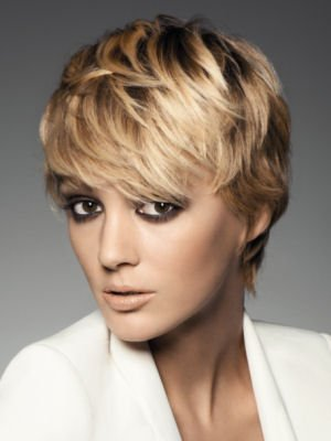beau coupe de cheveux femme 2014