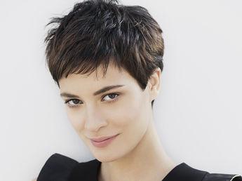 image coupe de cheveux femme court