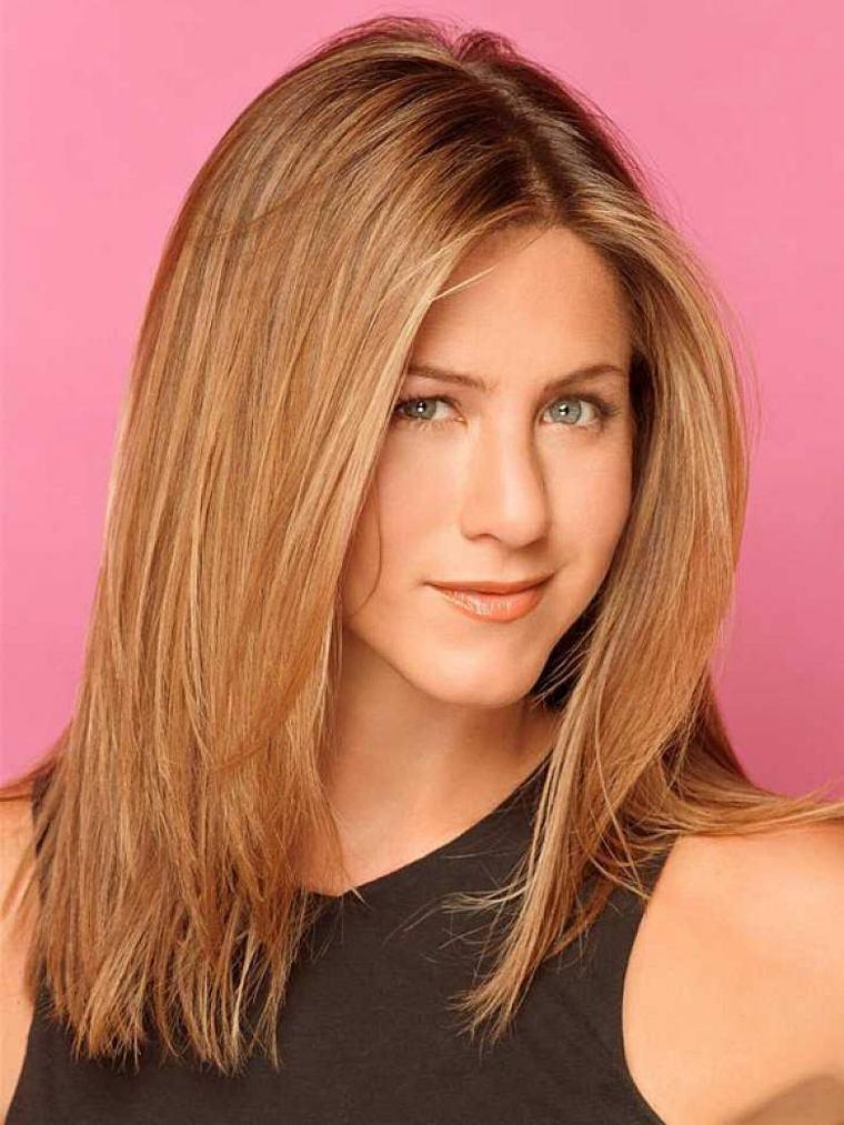 image coupe de cheveux femme long