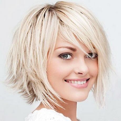 technique coupe de cheveux femme visage rond