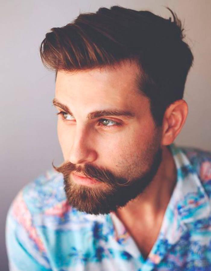 astuce coupe de cheveux homme tendance