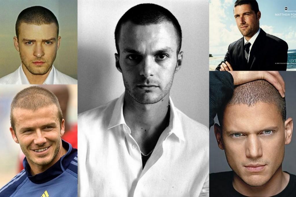 modèle coupe de cheveux homme tondeuse