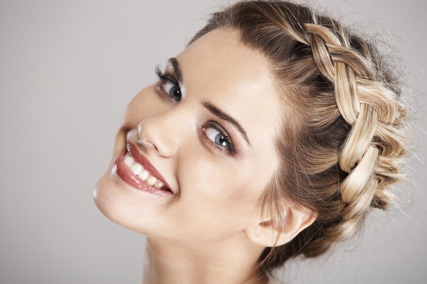 technique coupe de cheveux noel