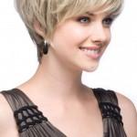illustration coupe de cheveux nuque courte