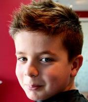 exemple coupe de cheveux garcon