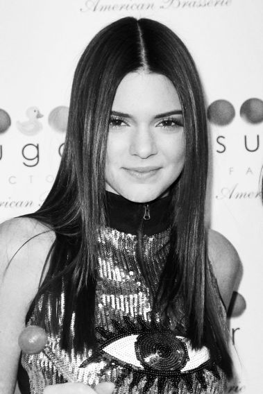 photo coupe de cheveux kendall jenner