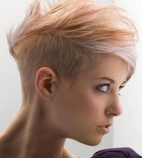 Coupe de cheveux originale