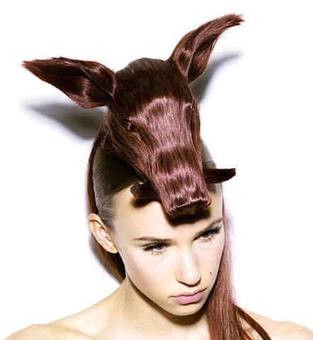 modèle coupe de cheveux originale