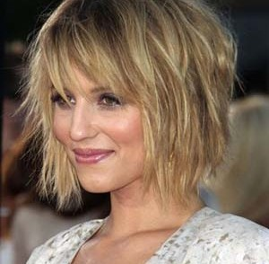 photo coupe de cheveux pour cheveux fins