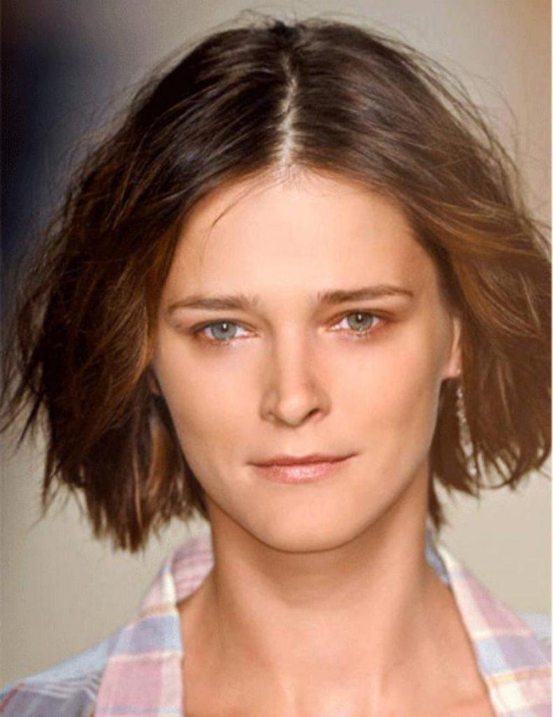 modèle coupe de cheveux pour cheveux fins