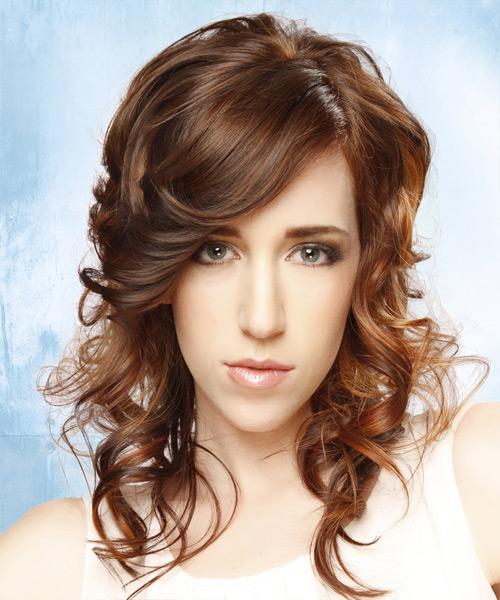 image coupe de cheveux pour visage long