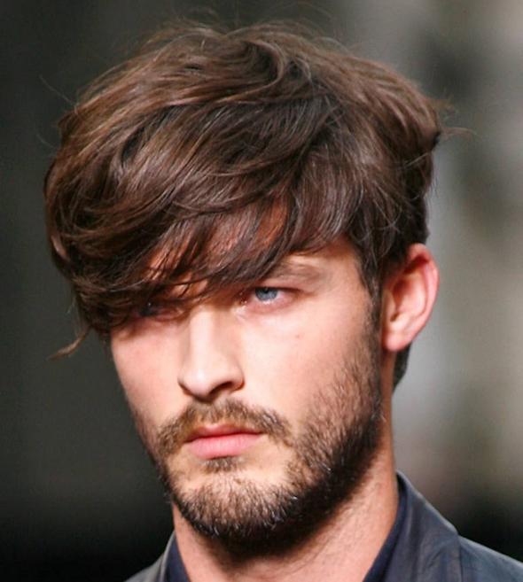 conseil coupe de cheveux visage ovale homme