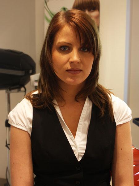 photo coupe de cheveux visage rectangulaire