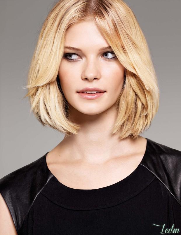 exemple coupe de cheveux visage rectangulaire