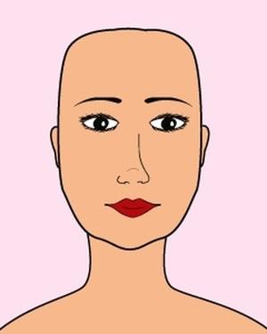 conseil coupe de cheveux visage rectangulaire
