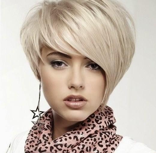 Coupe de cheveux asymétrique