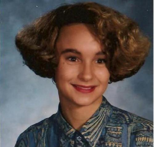 Coupe de cheveux improbable