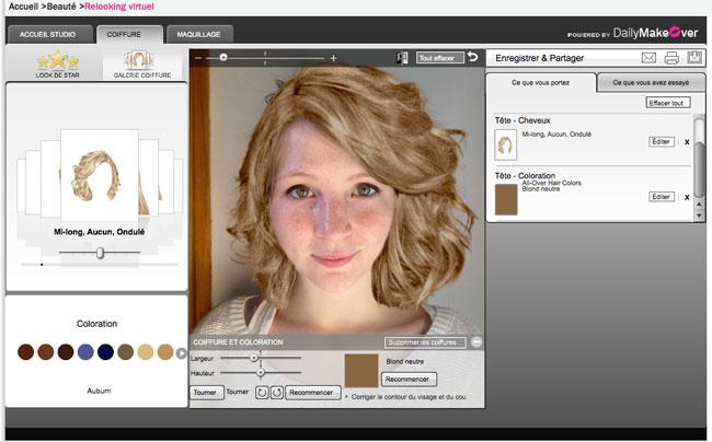 astuce coupe de cheveux virtuelle