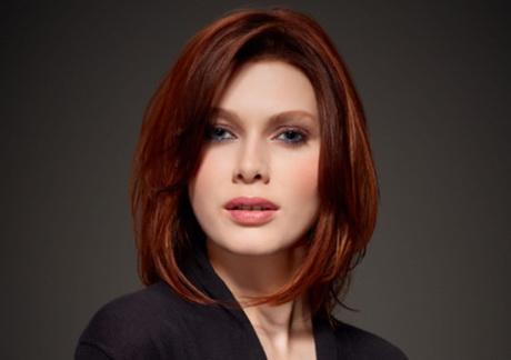 illustration coupe de cheveux visage ovale